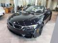 BMW M4 Convertible Azurite Black Metallic photo #3