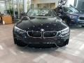 BMW M4 Convertible Azurite Black Metallic photo #4
