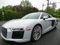 Audi R8 V10 Suzuka Gray Metallic photo #1