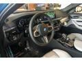BMW M5 Sedan Snapper Rocks Blue Metallic photo #5