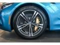 BMW M5 Sedan Snapper Rocks Blue Metallic photo #9