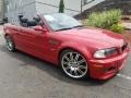 BMW M3 Convertible Imola Red photo #1