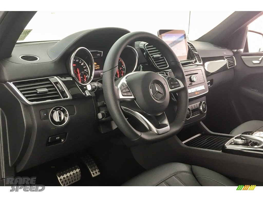 2018 GLE 43 AMG 4Matic - Iridium Silver Metallic / Black photo #20