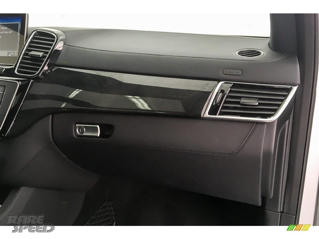 2018 GLE 43 AMG 4Matic - Iridium Silver Metallic / Black photo #27