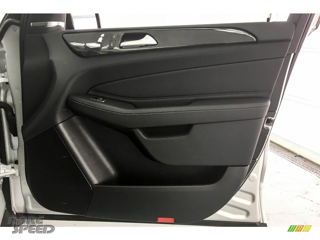 2018 GLE 43 AMG 4Matic - Iridium Silver Metallic / Black photo #30