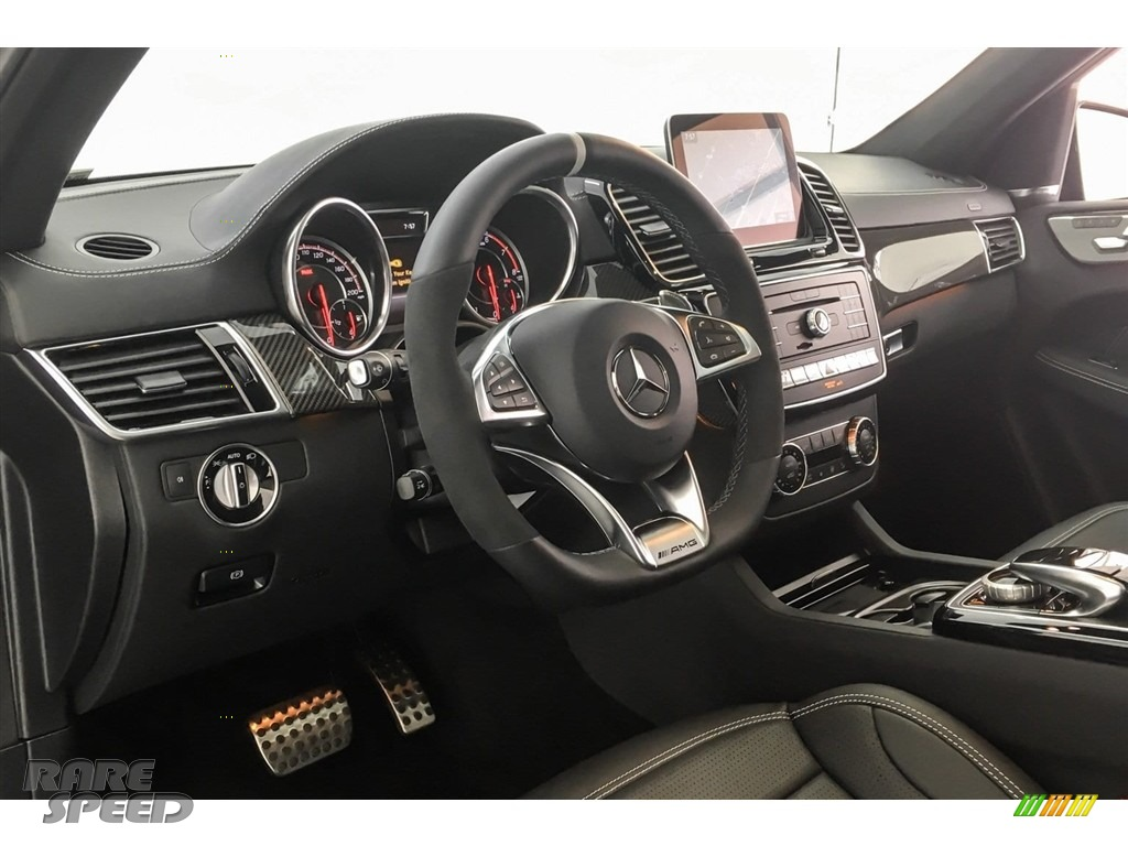 2018 GLE 63 S AMG 4Matic - Obsidian Black Metallic / Black photo #20