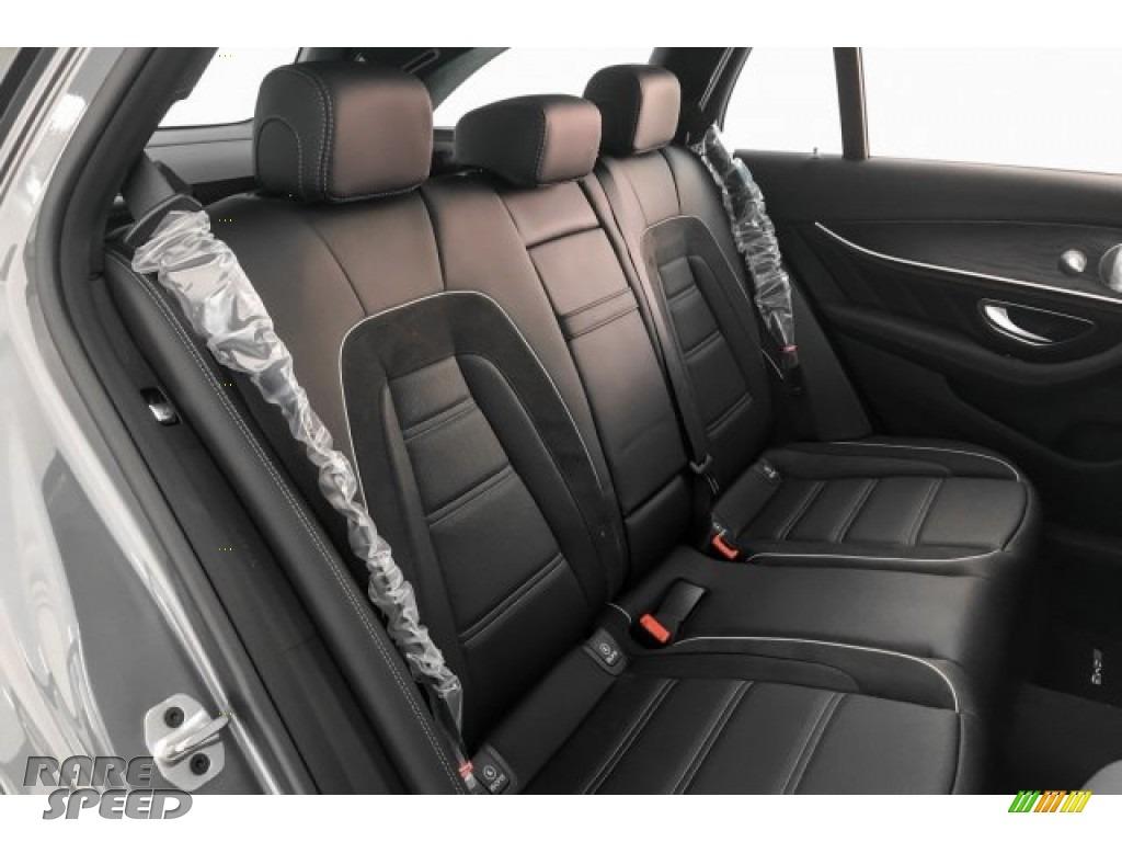 2018 E AMG 63 S 4Matic Wagon - Selenite Grey Metallic / Black photo #15