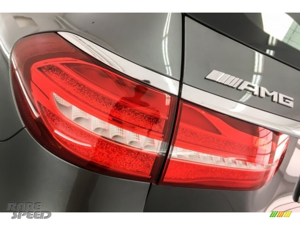 2018 E AMG 63 S 4Matic Wagon - Selenite Grey Metallic / Black photo #25