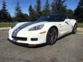 Chevrolet Corvette ZR1 Arctic White photo #1