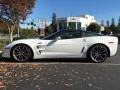 Chevrolet Corvette ZR1 Arctic White photo #3