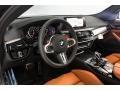 BMW M5 Sedan Azurite Black Metallic photo #6