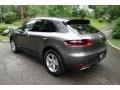 Porsche Macan  Agate Grey Metallic photo #4