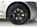 BMW M5 Sedan Donington Grey Metallic photo #9