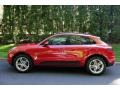 Porsche Macan  Carmine Red photo #4