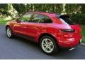Porsche Macan  Carmine Red photo #5