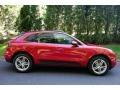 Porsche Macan  Carmine Red photo #8
