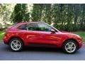 Porsche Macan  Carmine Red photo #8