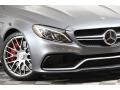 Mercedes-Benz C 63 S AMG Sedan Selenite Grey Metallic photo #2