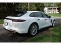 Porsche Panamera 4S Sport Turismo White photo #7