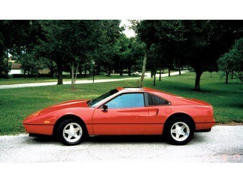 Rosso Corsa (Red) 1989 Ferrari 328 GTS