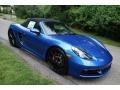 Porsche 718 Boxster S Sapphire Blue Metallic photo #14