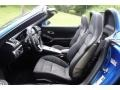 Porsche 718 Boxster S Sapphire Blue Metallic photo #18