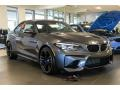 BMW M2 Coupe Mineral Grey Metallic photo #12