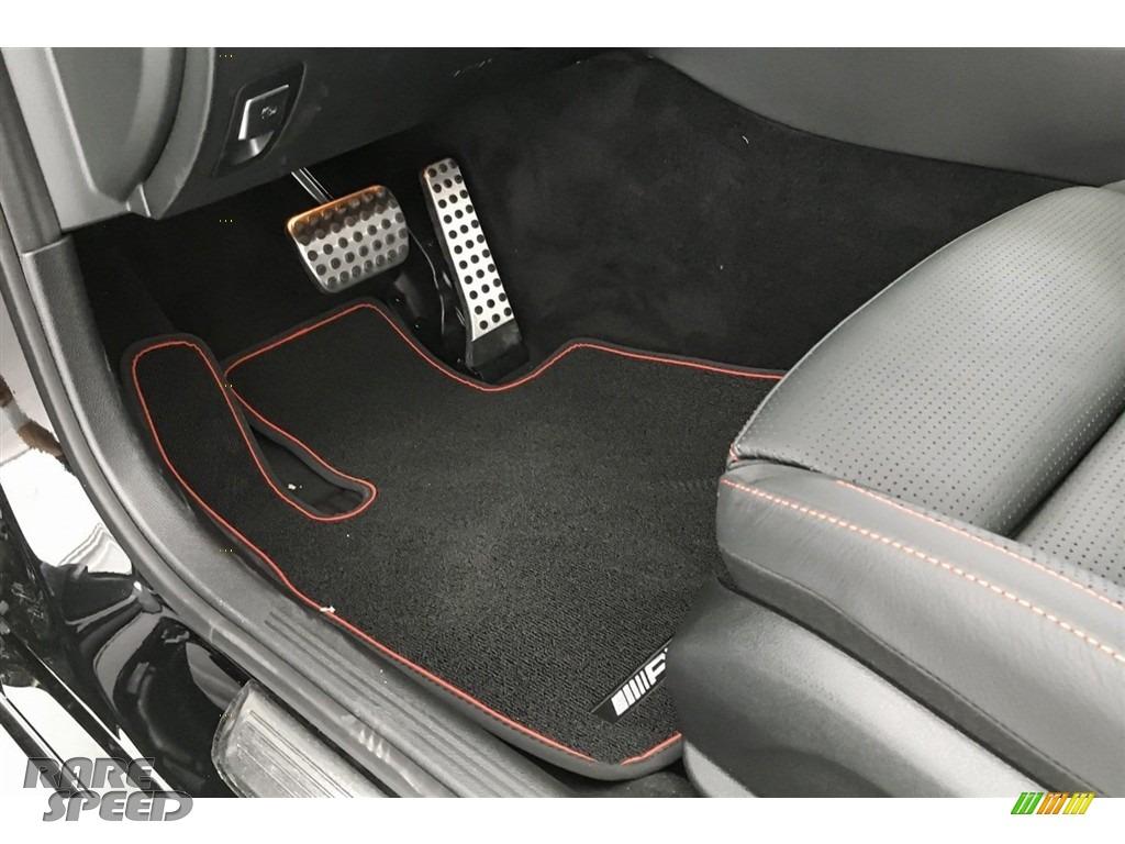 2018 C 43 AMG 4Matic Coupe - Black / Black photo #22