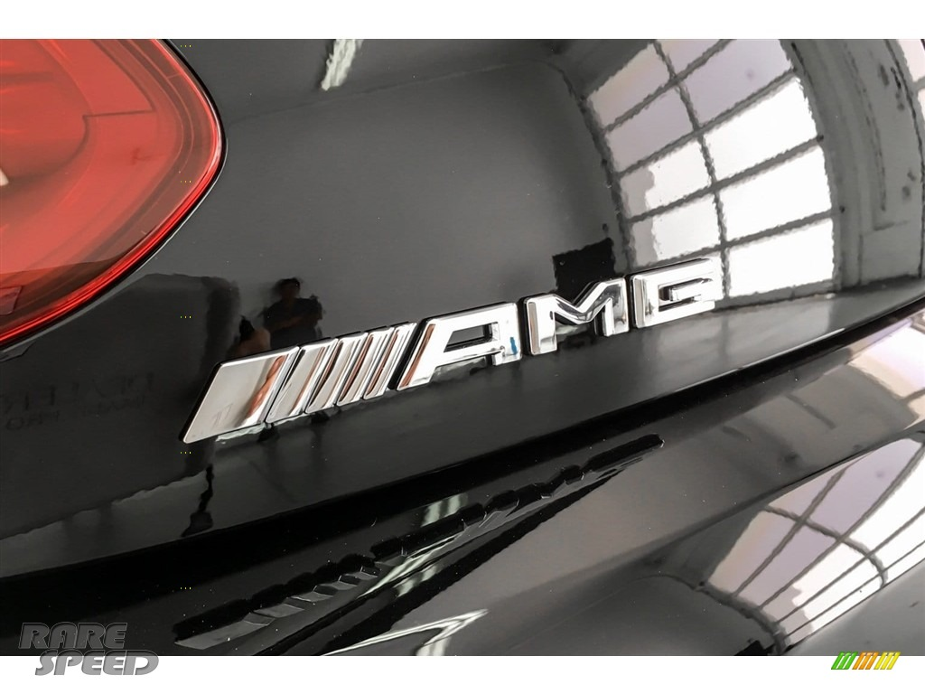 2018 C 43 AMG 4Matic Coupe - Black / Black photo #26