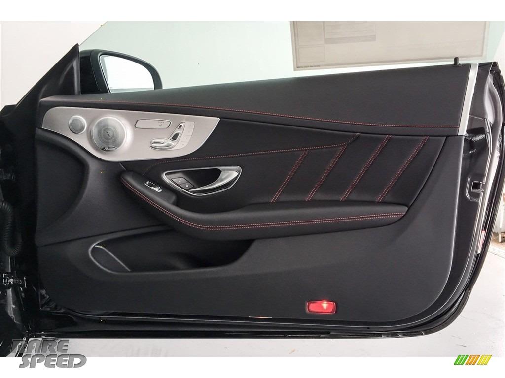 2018 C 43 AMG 4Matic Coupe - Black / Black photo #30