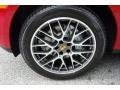 Porsche Macan S Carmine Red photo #9