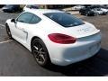 Porsche Cayman S White photo #2