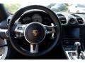 Porsche Cayman S White photo #9