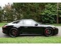 Porsche 911 Carrera 4S Coupe Black photo #3