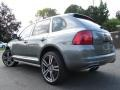 Porsche Cayenne Turbo Titanium Metallic photo #8