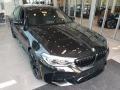 BMW M5 Sedan Black Sapphire Metallic photo #1