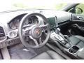 Porsche Cayenne Platinum Edition Jet Black Metallic photo #10