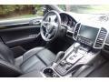 Porsche Cayenne Platinum Edition Jet Black Metallic photo #17