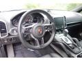 Porsche Cayenne Platinum Edition Jet Black Metallic photo #20
