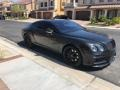 Bentley Continental GT  Beluga (Black) photo #1