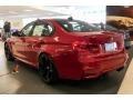 BMW M3 Sedan Imola Red photo #2