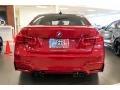 BMW M3 Sedan Imola Red photo #3