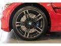 BMW M3 Sedan Imola Red photo #9