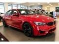 BMW M3 Sedan Imola Red photo #12