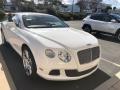 Bentley Continental GT  White photo #1