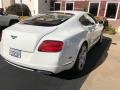 Bentley Continental GT  White photo #17