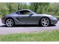 Porsche Cayman S Atlas Grey Metallic photo #20