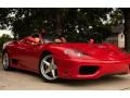 Ferrari 360 Spider F1 Rosso Corsa (Red) photo #6