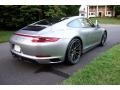 Porsche 911 Carrera 4S Coupe GT Silver Metallic photo #6