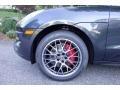 Porsche Macan Turbo Agate Grey Metallic photo #9